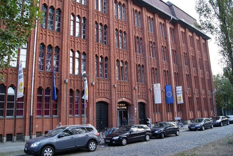plus berlin hotel