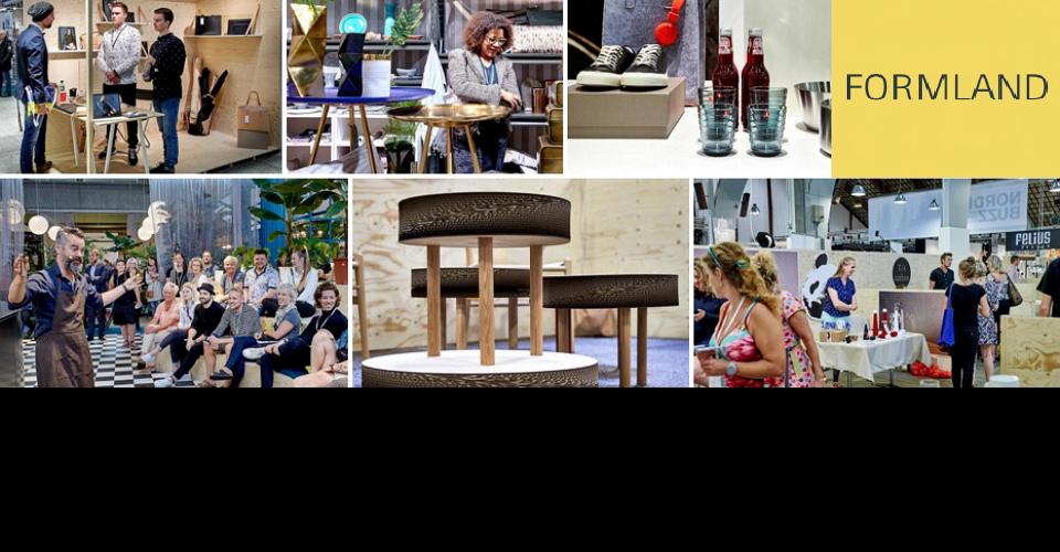 헤닝 노르딕 인테리어 디자인 박람회Formland 2018International Trade Fair for Design, Interiors and Arts and Crafts