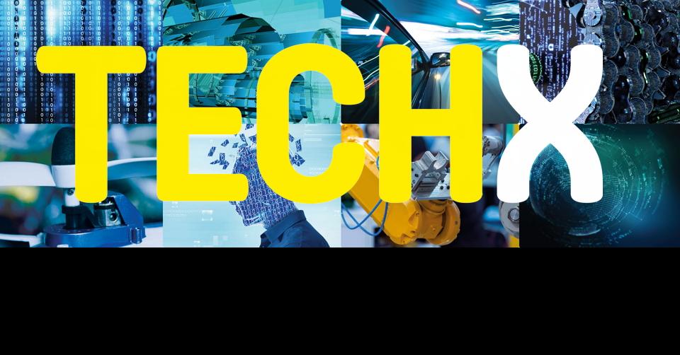싱가포르 아시아 디지탈 기술 박람회TechX 2017Digital disruption Digital transformation