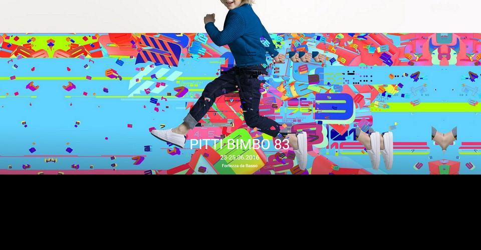 피렌체 아동복 전시회PITTI BIMBO 2016Children's Clothing and Accessories Collections Fair