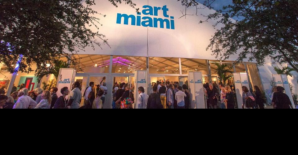 마이애미비치 모던 아트쇼Art Miami 2016International Contemporary & Modern Art Fair