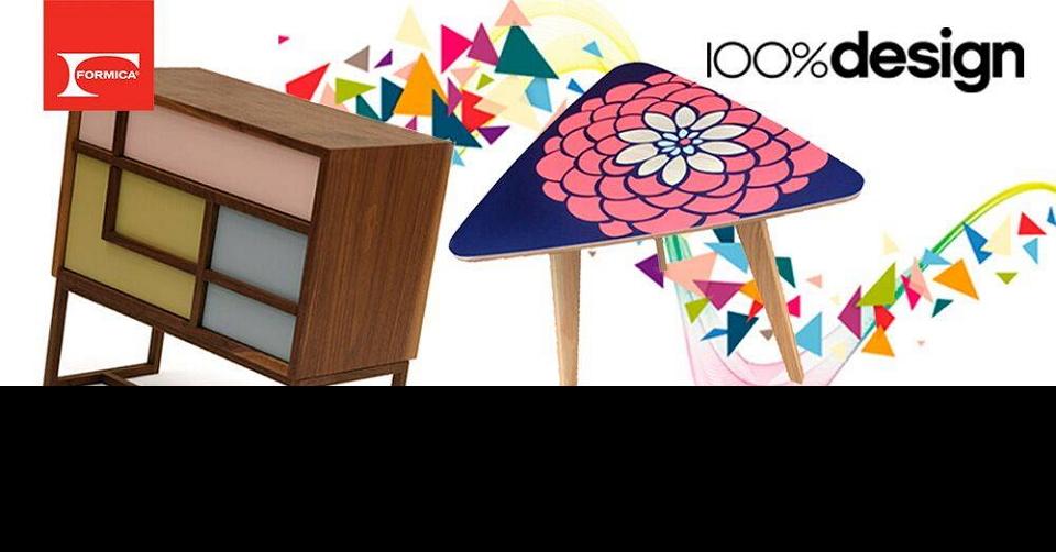 런던 디자인 인테리어 용품 박람회100 percent design 2016London Contemporary Design Show