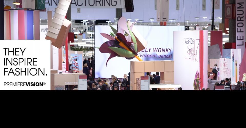 파리 원단/부자재 박람회Premiere Vision  2018Premiere Vision-The World's Premier Fabric Show
