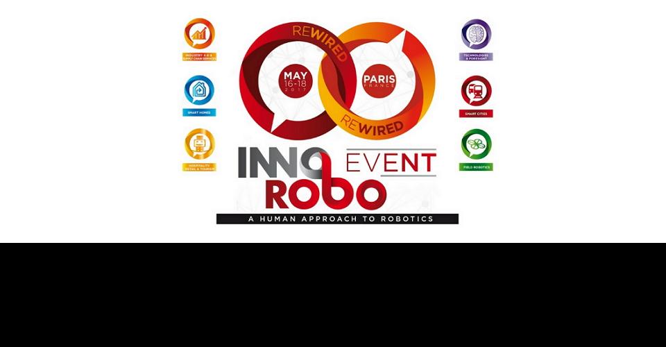 파리 서비스로봇 전문 전시회INNOROBO 2017International trade show on service robotics