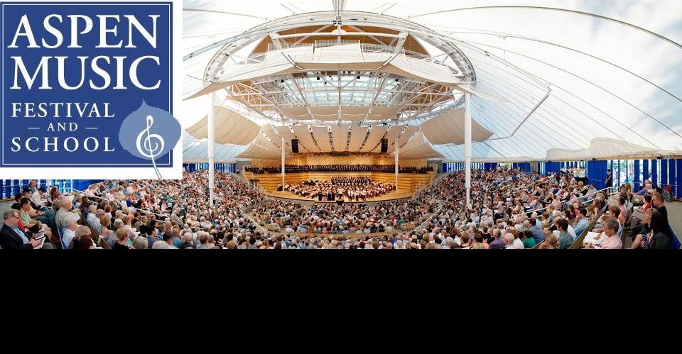 아스펜 음악 페스티벌 & 스쿨Aspen Music Festival 2018Aspen Music Festival