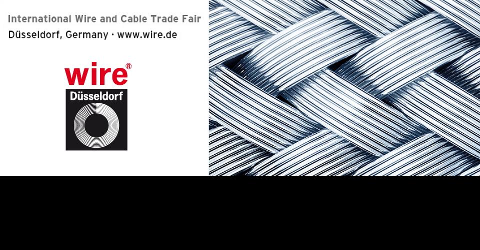 뒤셀도르프 와이어 및 케이블 박람회Wire 2018Int'l Wire & Cable Trade Fair