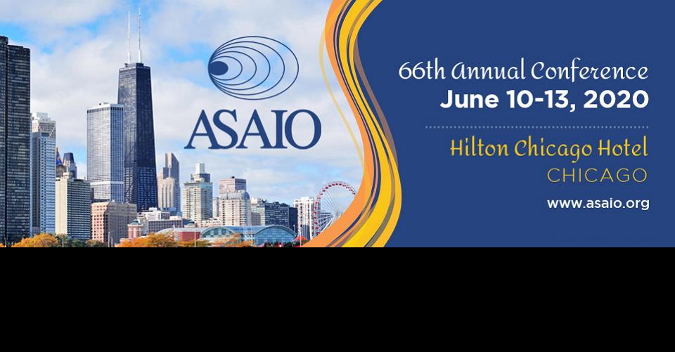 샌프란시스코 미국 인공장기 학회ASAIO 2016Annual Conference of the American Society for Artificial Internal Organs
