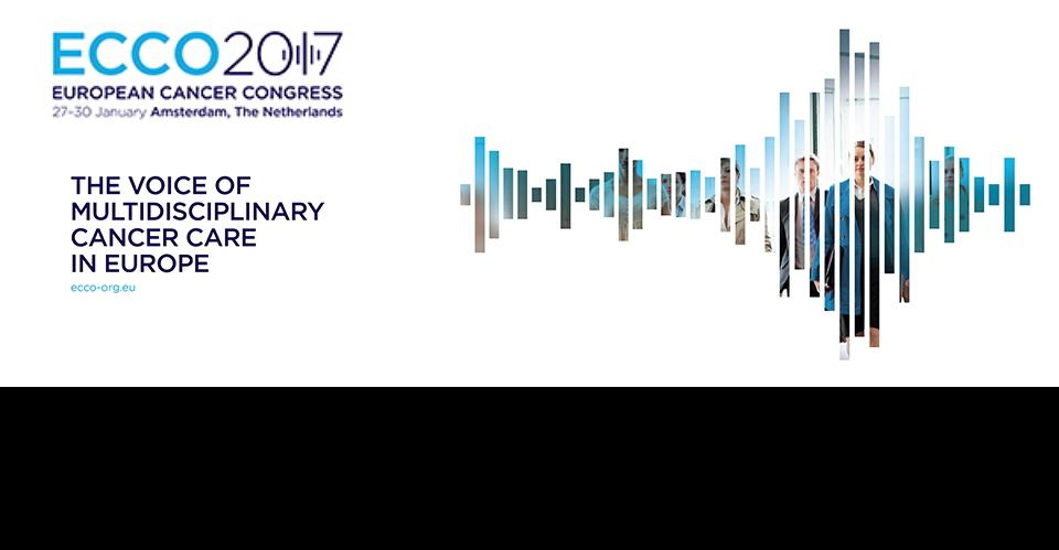 암스테르담 유럽 암 학회 회의ECCO 2017European Cancer Congress