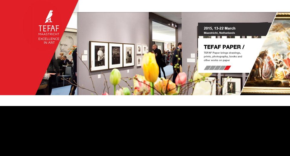 마스트리히트 유럽 파인아트 페어TEFAF 2017International Art and Antiques Fair