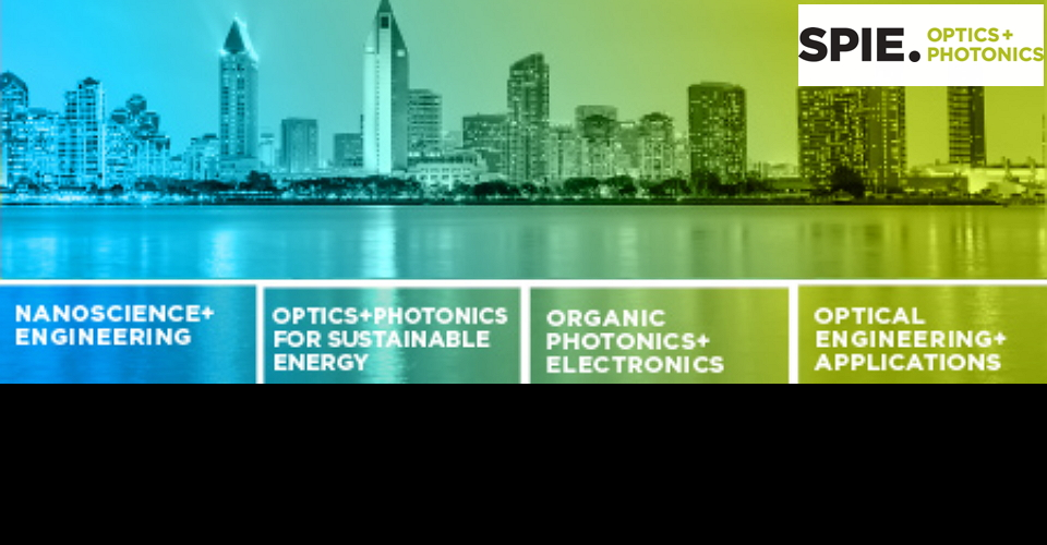 샌디에고 SPIE 광학 박람회