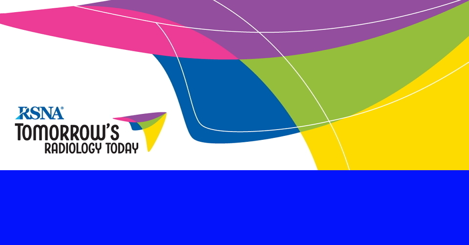 시카고 북미 방사선 학회 학술대회RSNA 2018Radiological Society of North America Scientific Assembly and Annual Meeting