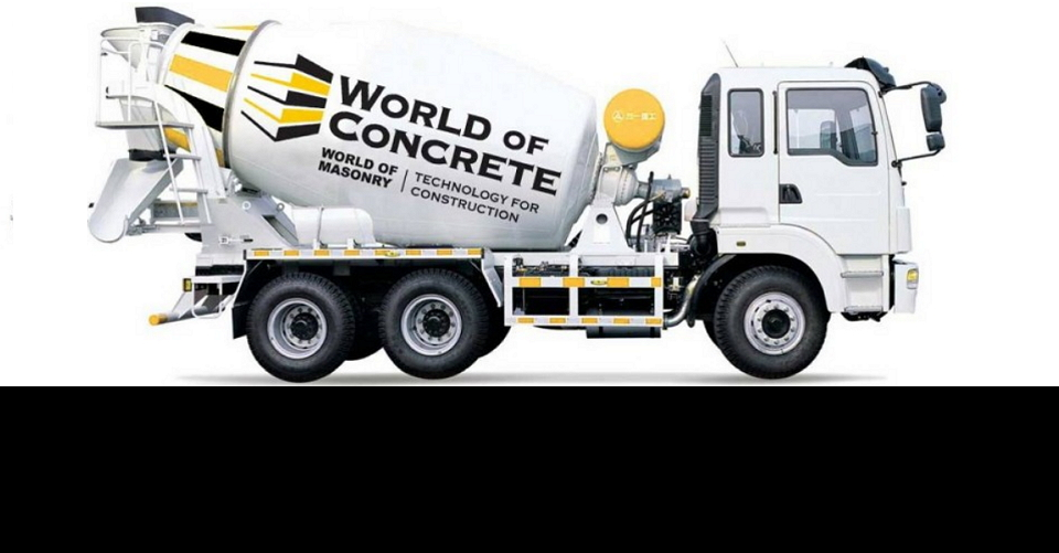 라스베가스  콘크리트 박람회World of Concrete 2017Exposition and Conference on Concrete Construction