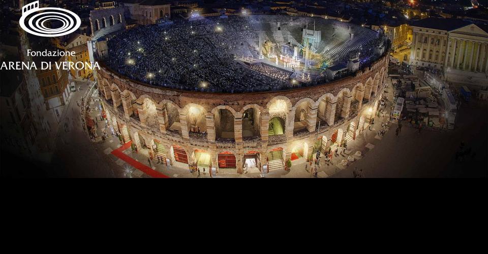 베로나 오페라 페스티벌Verona Opera Festival 2018Verona Opera Festival