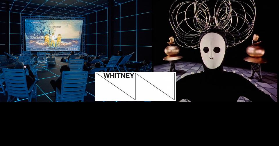 뉴욕 휘트니 빠져드는 영화 와 예술전DREAMLANDS 2016IMMERSIVE CINEMA AND ART, 1905–2016