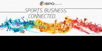 뮌헨 스포츠용품 및 패션 박람회ISPO 2018International Trade Fair for Sports Equipment and Fashion